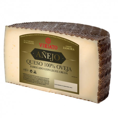 VIRIATO Pure Sheep Milk Cheese Special Selection