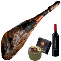 No. 11 lot 10 Vetas Pure Iberian Bellota ham