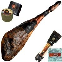 No. 6 lot 10 Vetas Pure Iberian Bellota ham