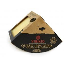 Queso VIRIATO de Oveja Añejo  Estuche 725 GR.