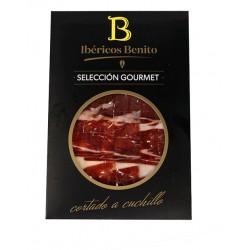 Paleta Etiqueta Negra  Benito corte Cuchillo En Sobre De 100Gr. Selección Gourmet