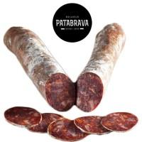Chorizo Ibérico Puro de Bellota Patabrava DO Guijuelo