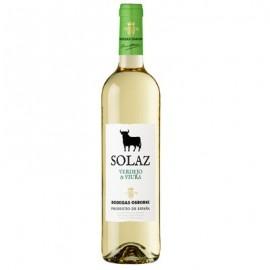 Vino Blanco Solaz Verdejo Viura