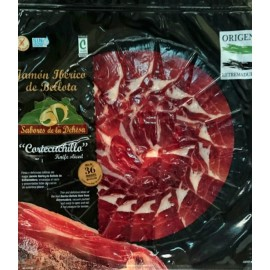 BENITO FIELD-FATTENED IBERIAN JABUGO HAM - HAND-SLICED IN 100G PACKAGES