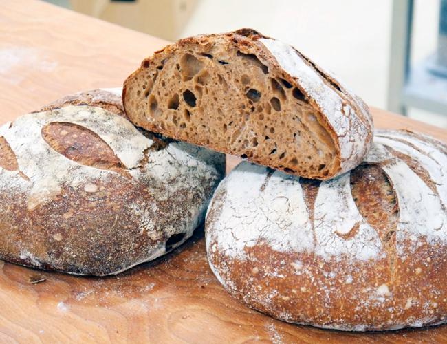 Pan con sabor a jamón ¡La última innovación culinaria!