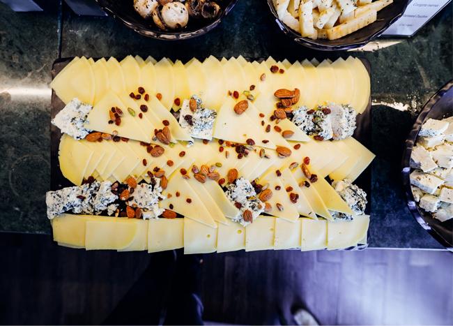 Consejos para hacer la tabla de quesos perfecta