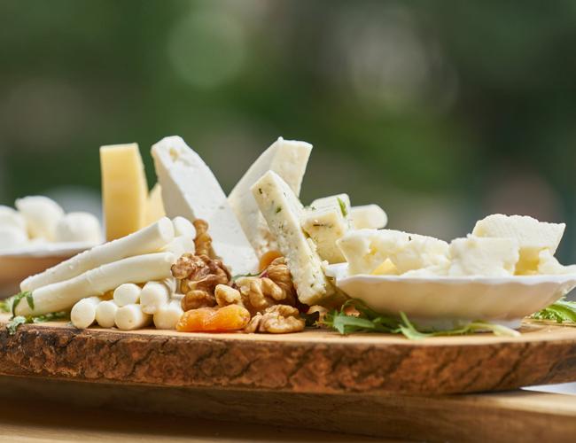 Refranes sobre el queso
