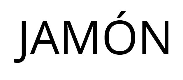 origen etimologico palabra jamon